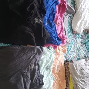 Just my size, danskin now, faded glory 4x bundle